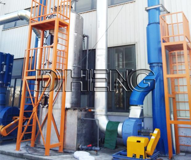 DH-SC1800酸碱洗涤塔