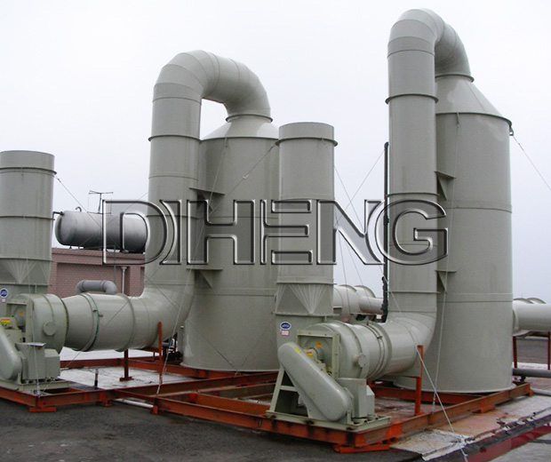 DH-SC2000酸碱洗涤塔