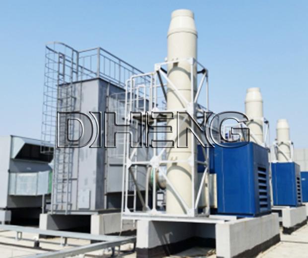 DHV-6000活性炭吸附塔